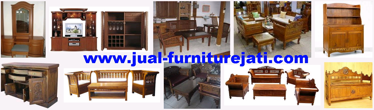 jual beli furniture mebel kayu jati asli jepara www.jual-furniturejati.com